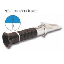 REFRATÔMETROS PORTÁTEIS (para medidas específicas) | BEL Engineering Refratômetro medidas específicas