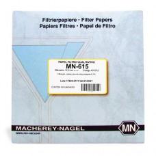 PAPEL FILTRO MN 614 40X40CM C/100FL
