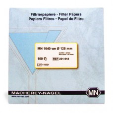 PAPEL FILTRO QUANTITATIVO MN 1640 WE 110MM C/100FL