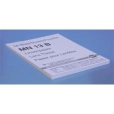 PAPEL FILTRO JOSE PAPER MN 13 12X12CM C/500FL