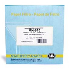 PAPEL FILTRO TECNICO MN 614 125MM C/100FL