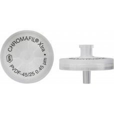 FILTRO P/SERINGA CHROMAFIL XTRA PVDF 25MM 0,45UM C/100PC