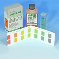 UNISOL 410 PH 4 A 10 COM ESCALA DE 0.5 P/500 TESTES