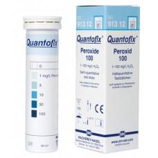 QUANTOFIX PEROXIDO 0-100MG/L C/100 TIRAS
