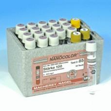 NANOCOLOR AMIDO 100 5-100 P/19T