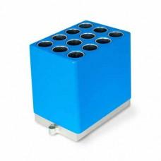 BLOCO PARA 12 TUBOS DE 15 ML. COMPATÍVEL COM K80-100 E K80-200