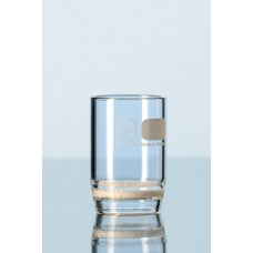 Cadinho filtrante (gooch) com placa Porosa Capacidade 30 ml/3 – 2585123