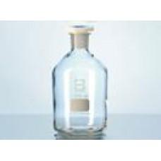 Frasco para reagente boca estreita rolha poli Capacidade 2.000 ml - 2116063