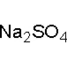 Sulfato de Sódio Anidro P.A./ACS 1000 g