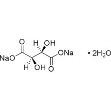 Tartarato de Sódio Bibásico Dihidratado P.A./ACS 100 g