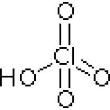 Ácido Perclórico em Solução 1N em Água Fatorada 100 mL