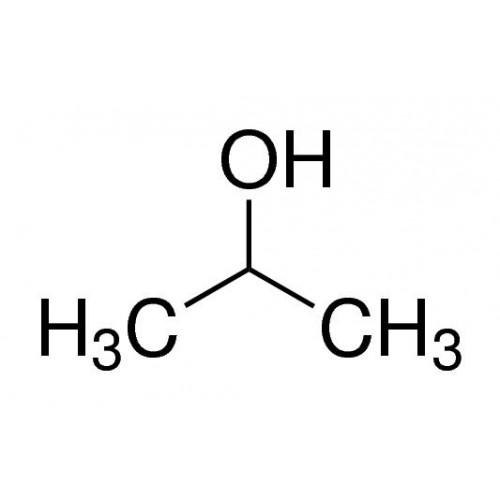 Resultado de imagem para álcool isopropílico formula