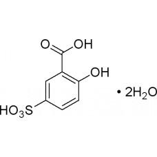 Ácido 5-Sulfosalicílico Dihidratado P.A. 25 Kg