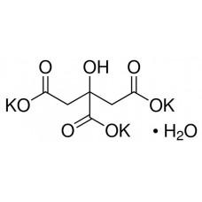 Citrato de Potássio Tribásico Monohidratado P.A. 500 g