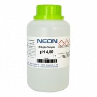 Solução Tampão pH 4,00 de Biftalato de Potássio/Hidróxido de Sódio 500 mL | Neon Comercial 02739